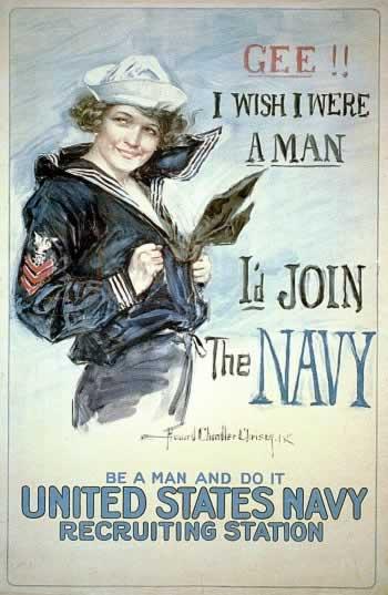 Αμερικανικό Ναυτικό - 1917