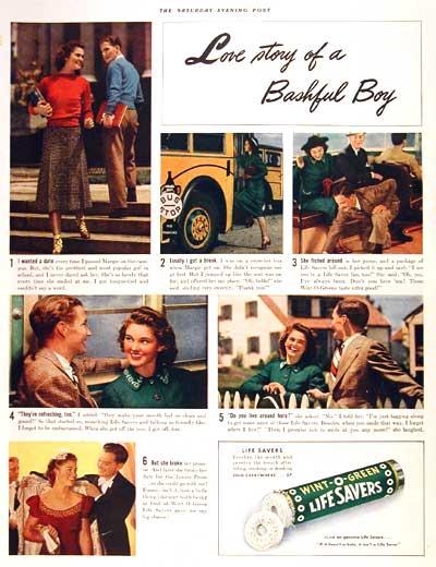 1938 - Καραμέλες Life Savers