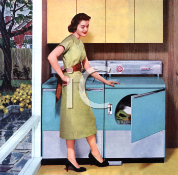 1950's washing machine