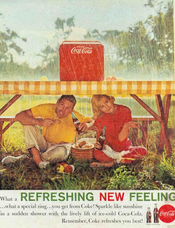 Διαφήμιση Coca - Cola 1961