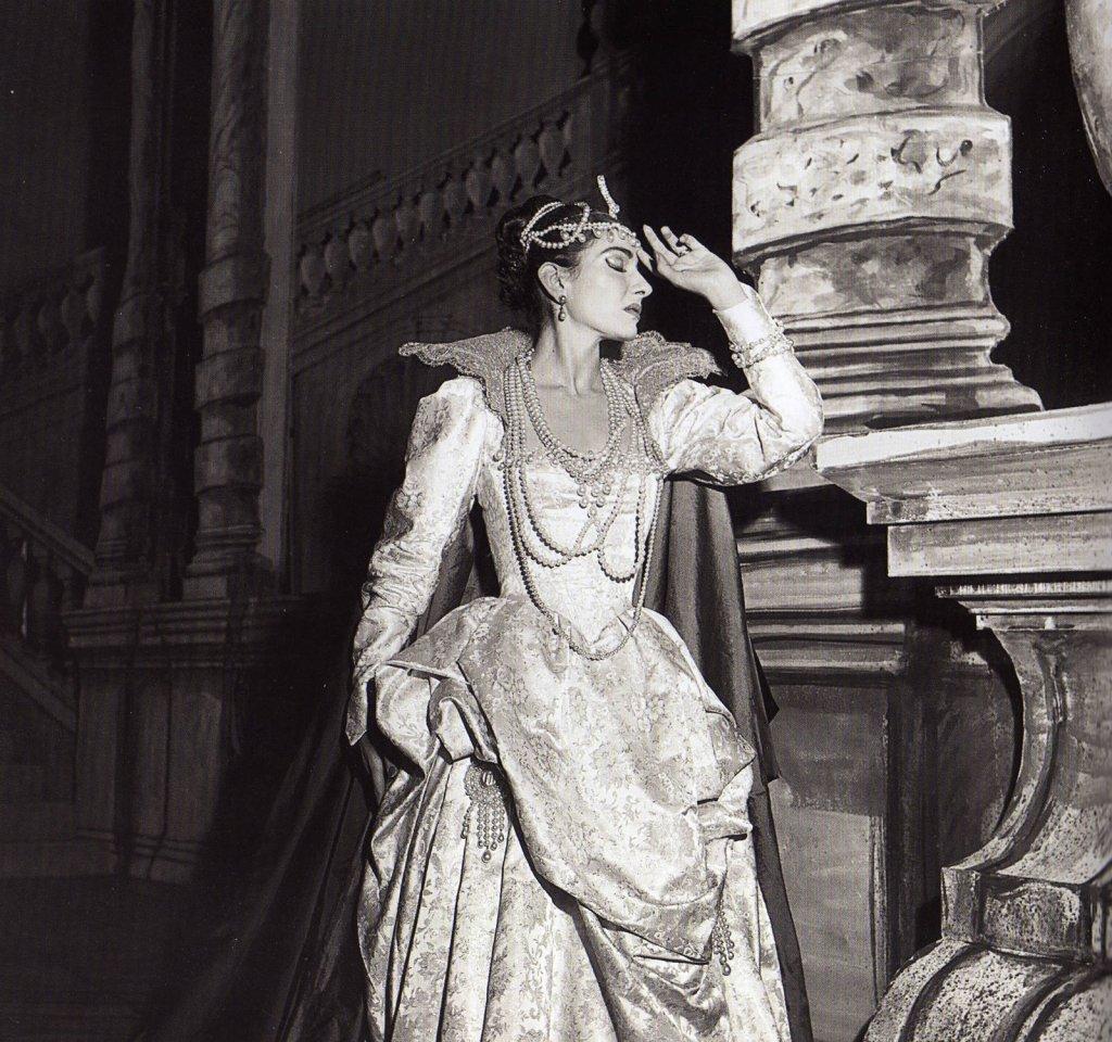 Η Μαρία Κάλλας ως Ιφιγένεια
