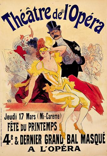 Theâtre de l' Opéra  Bal Masqué
