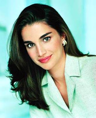 Η βασίλισσα Ράνια της Ιορδανίας