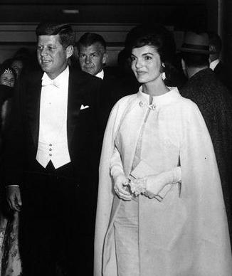 Κατά την ορκομωσία του Τζον Κέννεντυ - During John Kennedy's inaugural - 1961